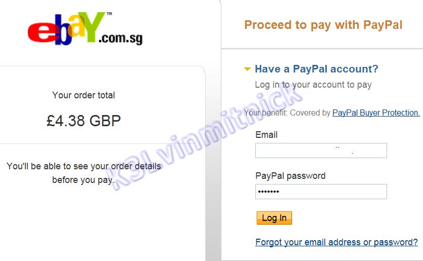 Kinh nghiệm mua bán trên Ebay - 5