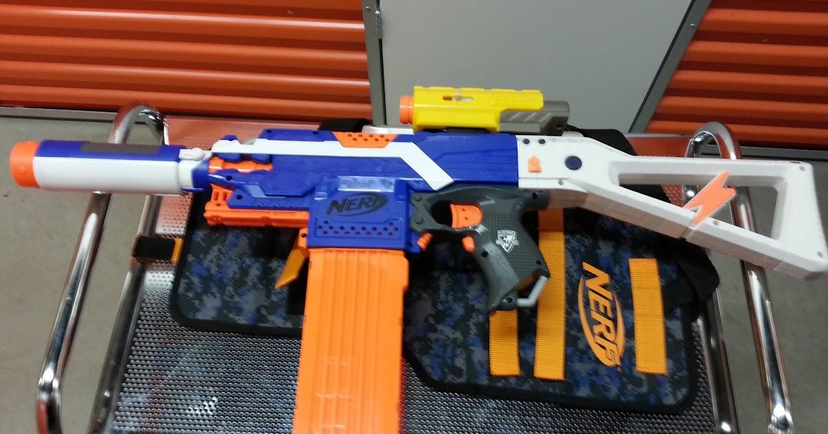 Nerf Blaster Sleeve Photo Gallery