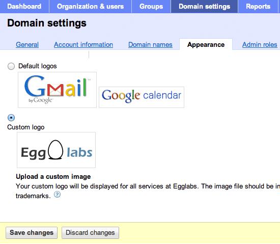 Google Apps Standard for Free.