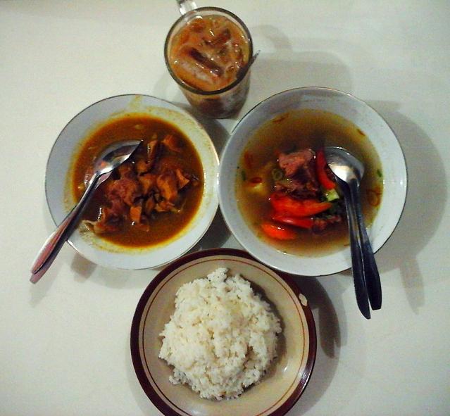 Sate Kambing and Ayam Pak Jogo