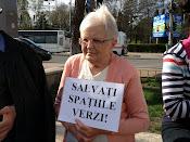 Salvaţi spaţiile verzi! - Protest împotriva distrugerii spaţiilor verzi din Suceava