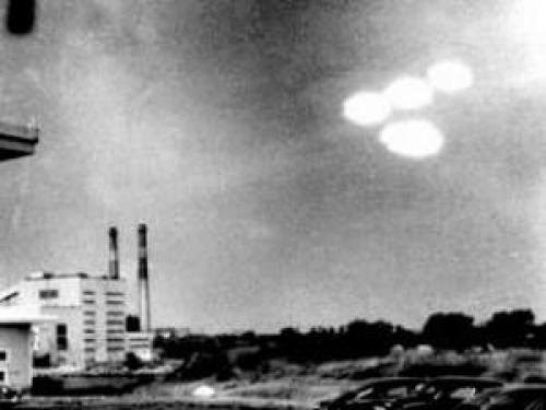 Britain Releases 15 Years Of Ufo Documents