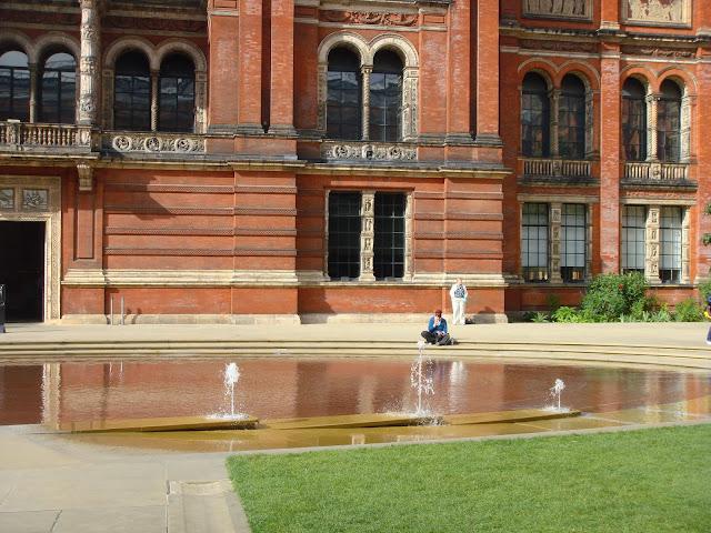 Café del Victoria & Albert Museum, London, Londres,  Elisa N, Blog de Viajes, Lifestyle, Travel