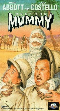 Watch Abbott and Costello Meet the Mummy Online Free in HD