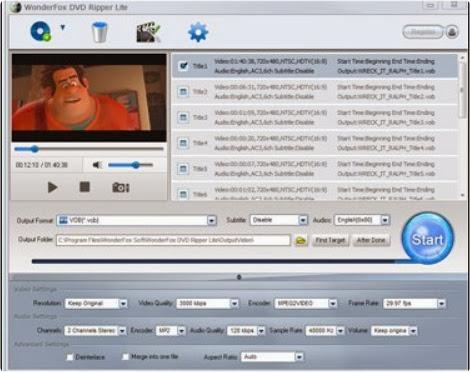 WonderFox DVD Video Converter 5.1 Conversor de video 2013-12-26_17h41_58