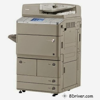 Get Canon iR-ADV C7055 Printer Driver and deploy printer