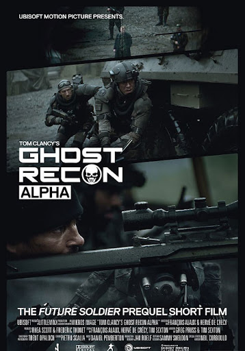Ghost Recon: Alpha Full(2012)