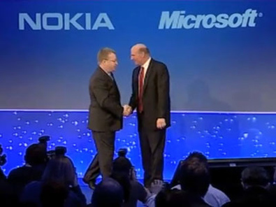 Microsoft Pay More One Billion Dollars for Partnering with Nokia