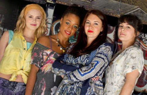 First Look Itv Witchy Sitcom Switch See What They Did There