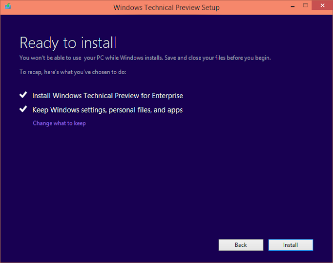 how to install win 10 after free upgrade
