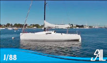 J/88 SAIL magazine review- Adam Cort