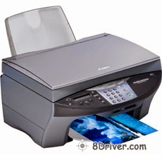 Download Canon MultiPASS MP700 Printers driver software and install