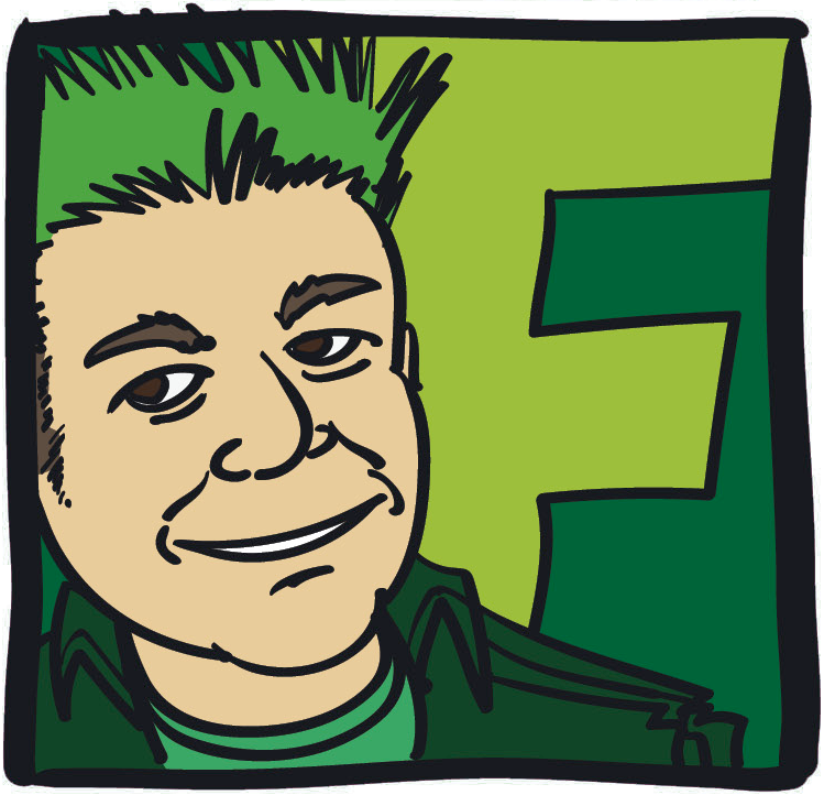 Friday afternoon with Friedemann Friese