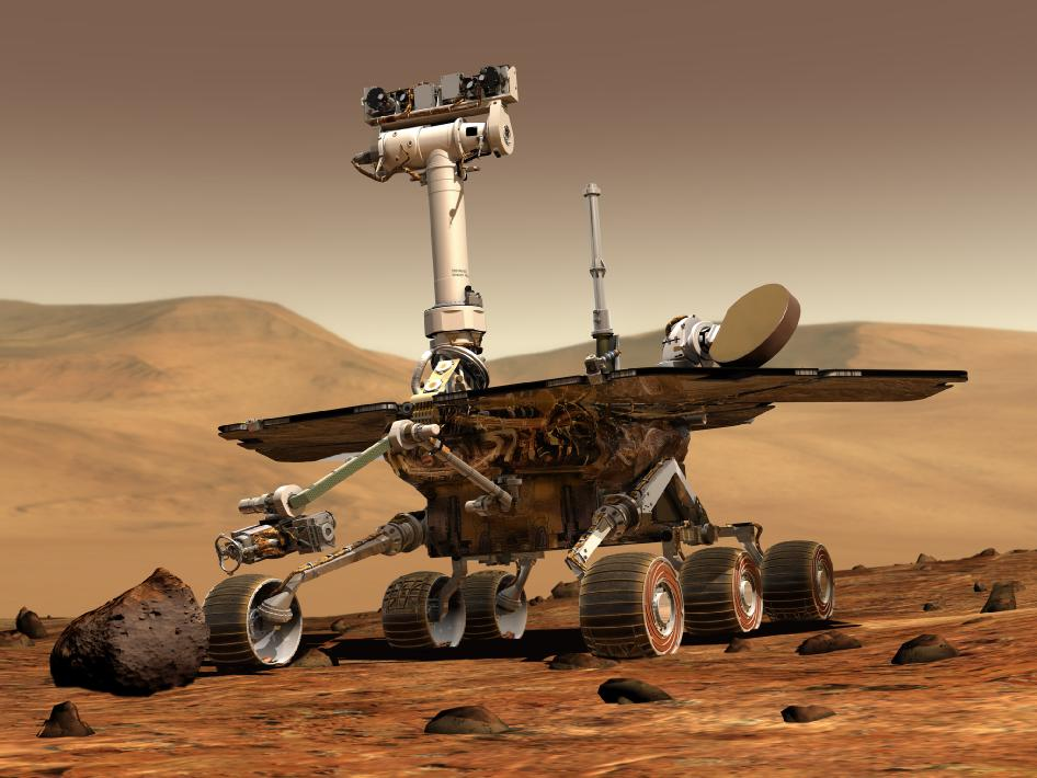 Satellite News: Mars Exploration Rover Mission Status Report