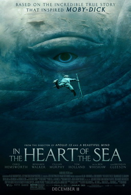 In the Heart of the Sea official site