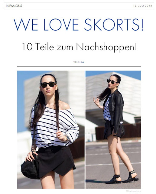 withorwithoutshoes 10 Teile zum Nachshoppen - We love skorts