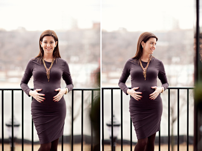 cute maternity session by STUDIO 1208
