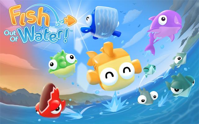 Fish Out of Water có mặt trên Google Play 1