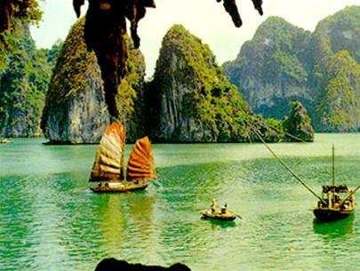 Hè này đi du lịch ở đâu, Hạ Long