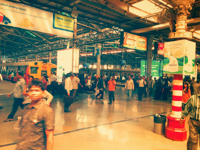 Churchgate Station, Mumbai