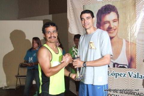 Sergio Alemán Garza ganó en categoría 30-49 años varonil