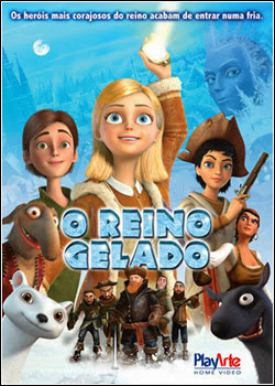 O Reino Gelado Torrent BRRip 720 X264 Dual Áudio
