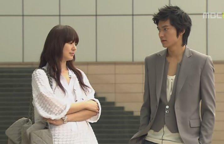 Yoon Eun Hye, Lee Min Ho