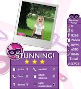 Fashion Party Dress Up Level 16 - Summer Picnic - Danielle - Stunning! Three Stars