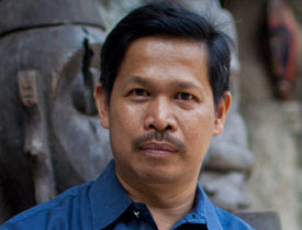 Activist priest wins prestigious environmental prize