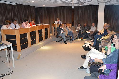 O presidente da Câmara fez o balanço do 1º ano na reunião da Assembleia Municipal
