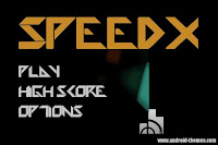 SpeedX Gratuit pour Android - Speed X 3D Jeux Gratuit à Télécharger