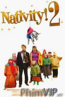 Nativity 2: Bài Ca Giáng Sinh - Nativity 2: Danger In The Manger! poster