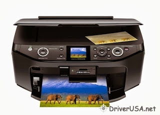 download Epson Stylus Photo RX595 printer's driver