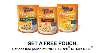 unclebensrr FREE Uncle Bens Ready Rice!