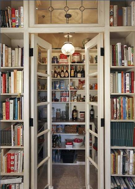 A New Twist On An Old Classic Butlers Pantries The