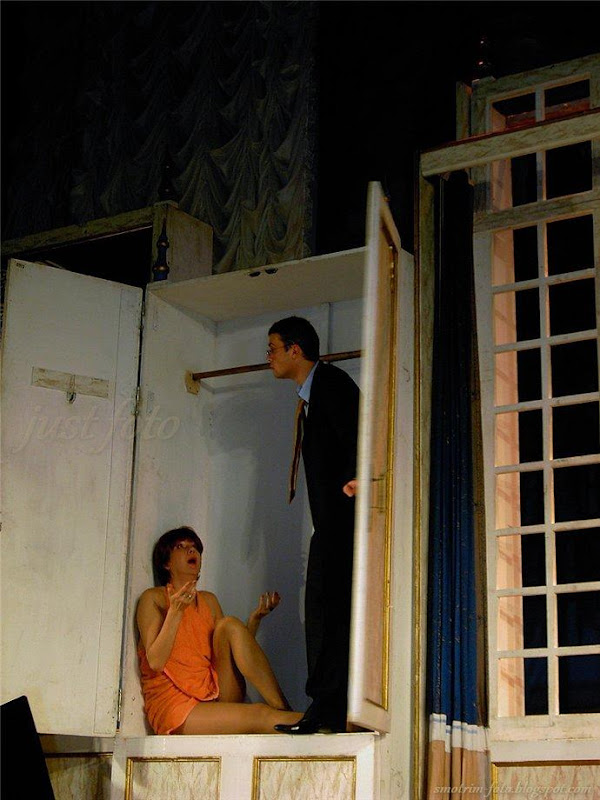 Александринский театр спектакль 13-й номер фото