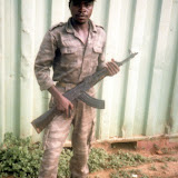 Angola Photos 1989 to 1991