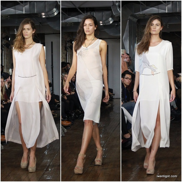 TFW Spring Summer 2013 - Chloe Comme Parris