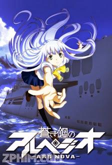 Aoki Hagane No Arpeggio: Ars Nova - Arpeggio of Blue Steel: Ars Nova (2013) Poster