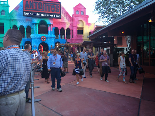 Universal Orlando Diagon Alley Preview Day 1: CityWalk