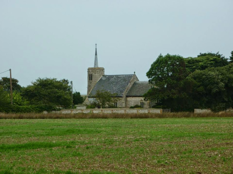 Titchwell church of St Mary