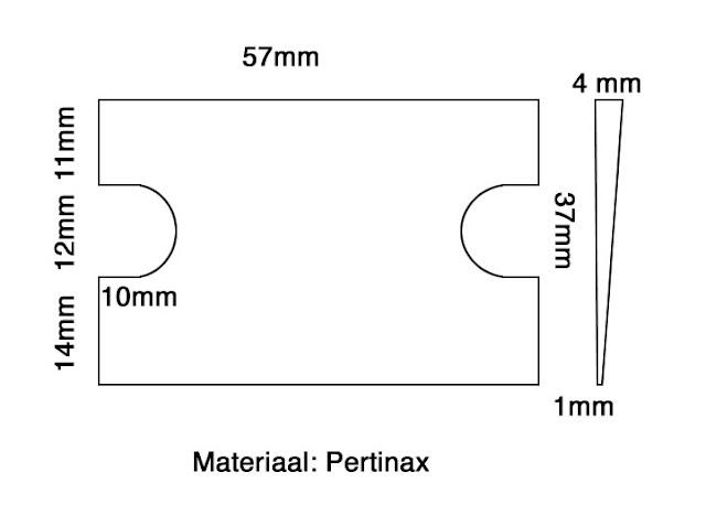 cale fibre entre chassis et ressorts - Page 2 Vooras_keil