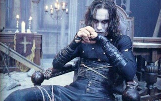 brandon lee, corvo