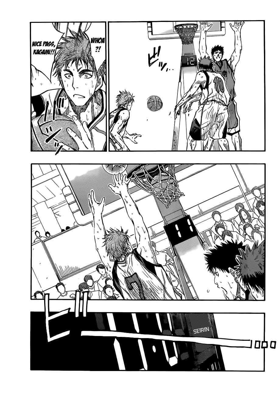Kuroko no Basket Manga Chapter 192 - Image 07