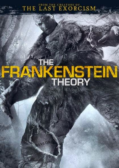Poster Of English Movie The Frankenstein Theory (2013) Free Download Full New Hollywood Movie Watch Online At Alldownloads4u.Com