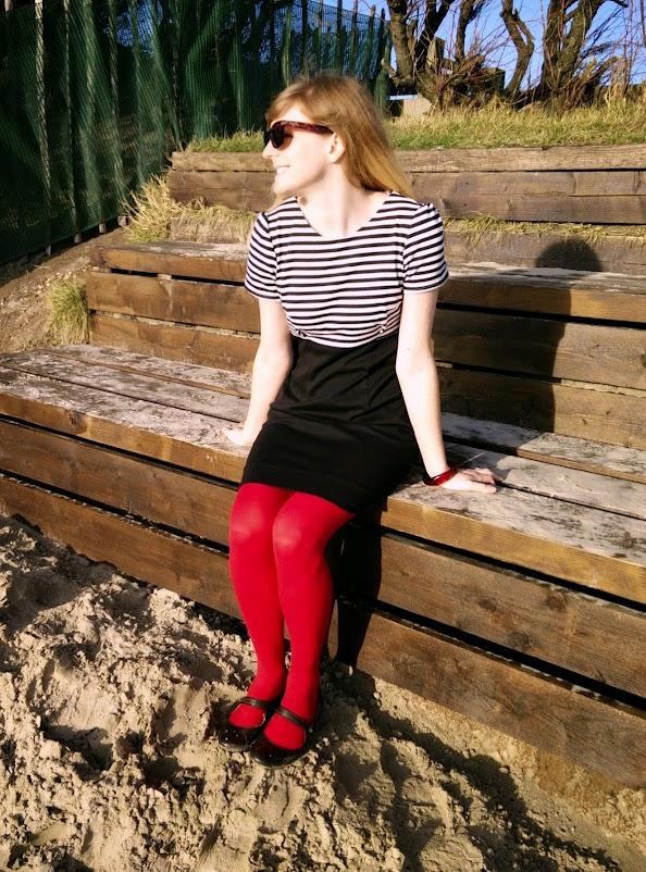 Megan Dress from Love At First Stitch