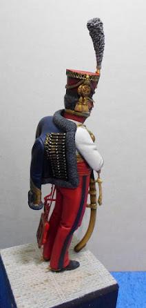 Ajudante de Campo do Marechal Berthier (Hussardo)  SAM_2284