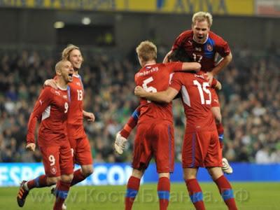 Россия - Чехия, евро 2012, футбол, Польша, Украина, Euro 2012, football, КостаБланка.РФ