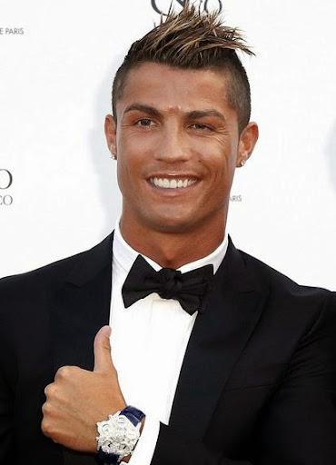 Cristiano Ronaldo Hairstyles 2014