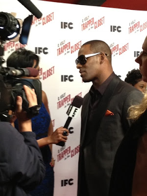 What Happened When I Saw R Kelly Last Night He Talks Broadway Plans Tyrese Creative Process